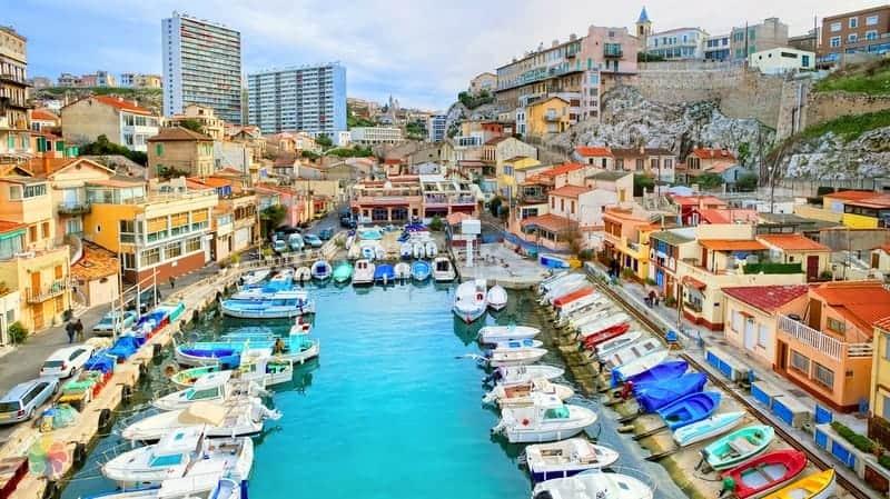 Marsilya'da nerede kalınır rehberi