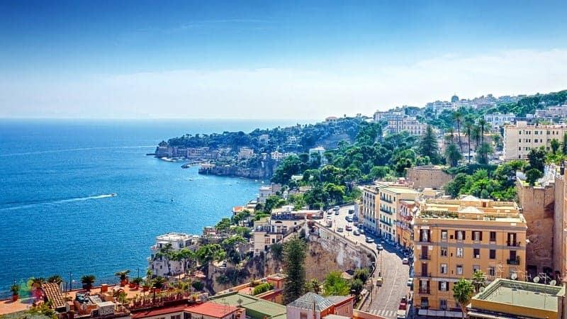 Napoli otel tavsiyesi