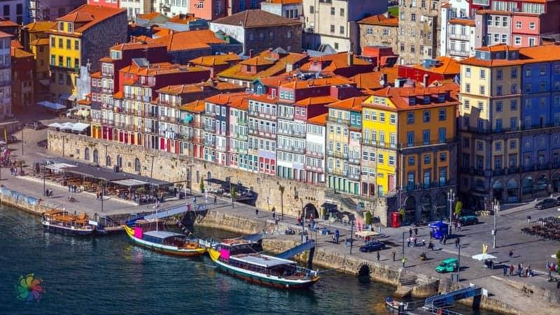 Ribeira Porto konaklama