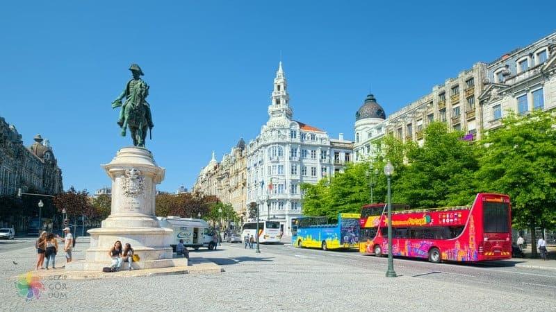 Porto'da nerede kalınır şehir içi ulaşım araçları