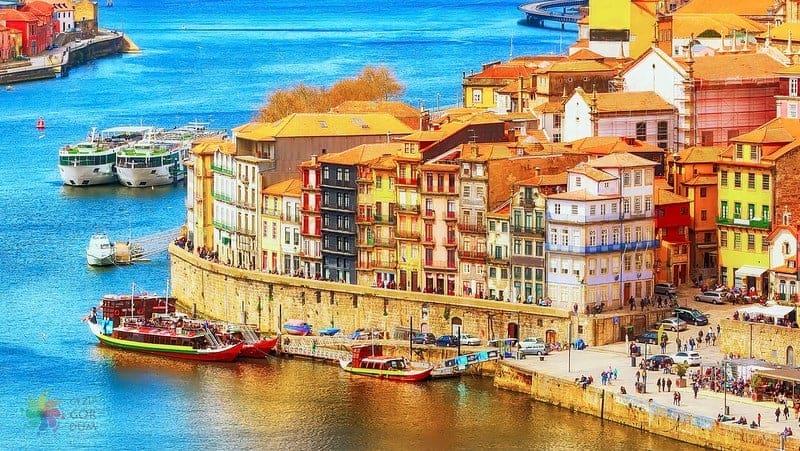 Porto'da konaklama yapılacak yerler