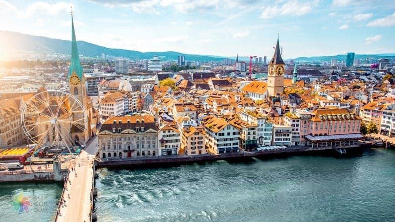 Zürih'te konaklama şehir merkezi otel tavsiyesi
