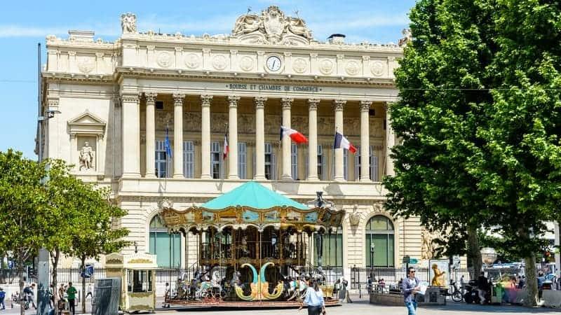 La Canebiere Marsilya'da gezi rehberi