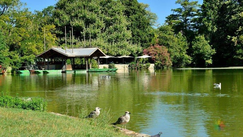 Parc Borely Marsilya seyahati