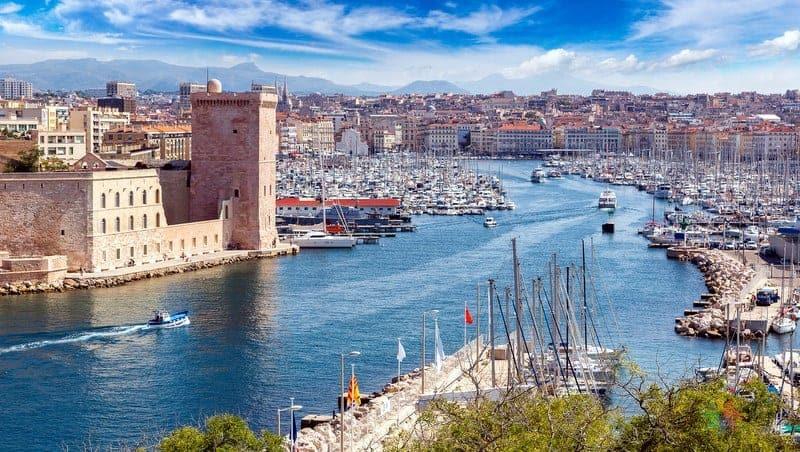 Marsilya gezilecek yerler listesi