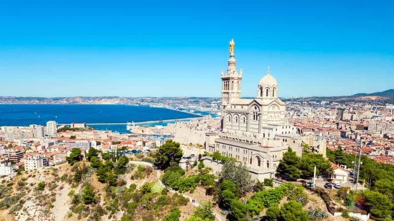 Notre Dame de la Garde Marsilya gezi notları