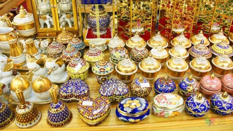 bangkok'ta alışveriş yapılacak yerler
