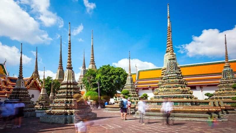 bangkok'ta gezip görülecek yerler