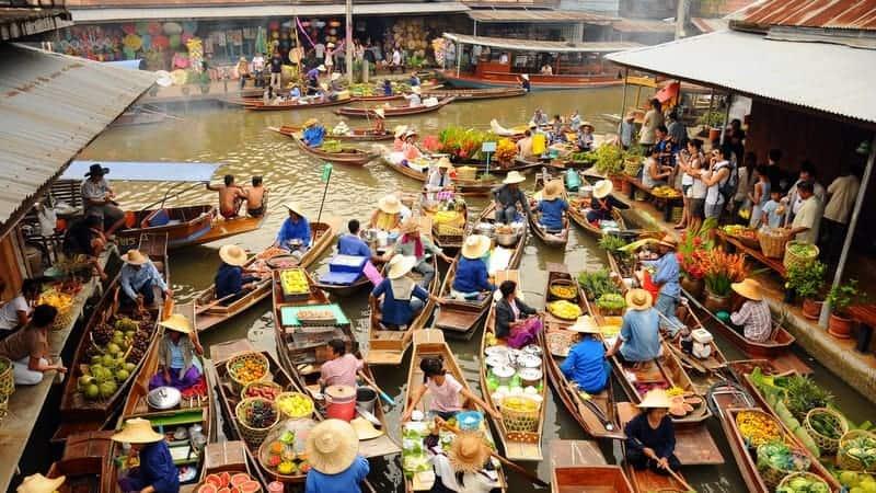 bangkok'ta ne yapılır