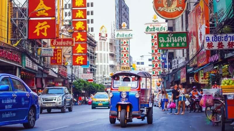 bangkok havaalanı şehir merkezi arası ulaşım