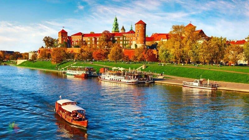 Krakow'da nerede kalmalı