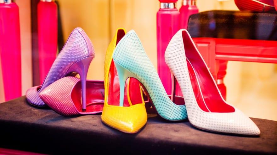 Roma alışveriş seçenekleri, giyim, çanta, ayakkabıl