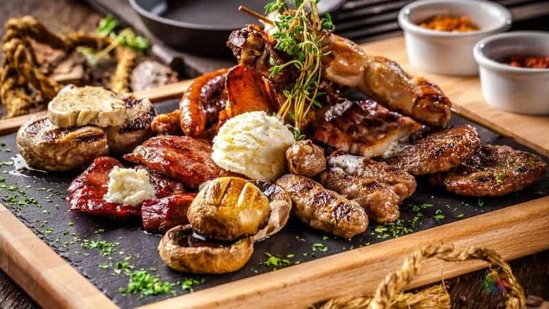 Dubai gezi rehberi, Dubai yöresel yemekler