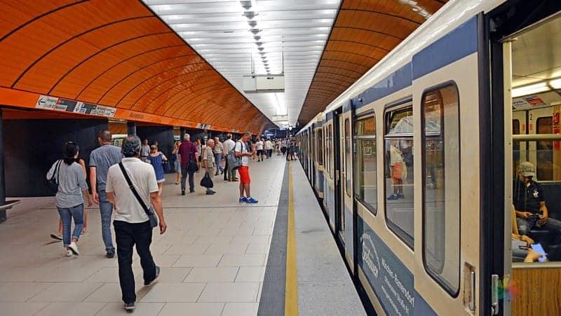 Münih gezisi boyunca ulaşım konusunda gerekli bilgi ve tavsiyeler