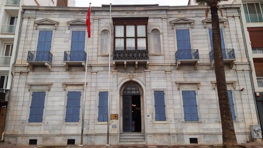 İzmir tatili Atatürk Müzesi