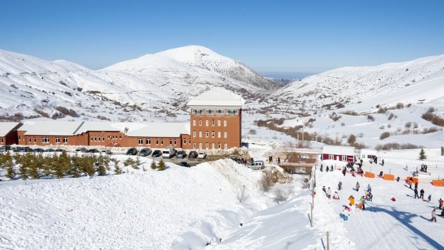 İzmir gezisi Bozdağ Kayak Merkezi