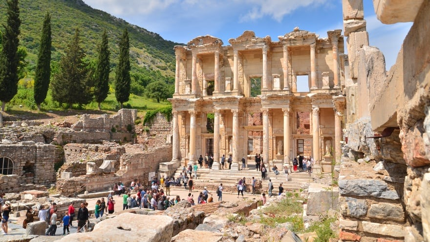 İzmir gezi notları Efes Antik Kenti