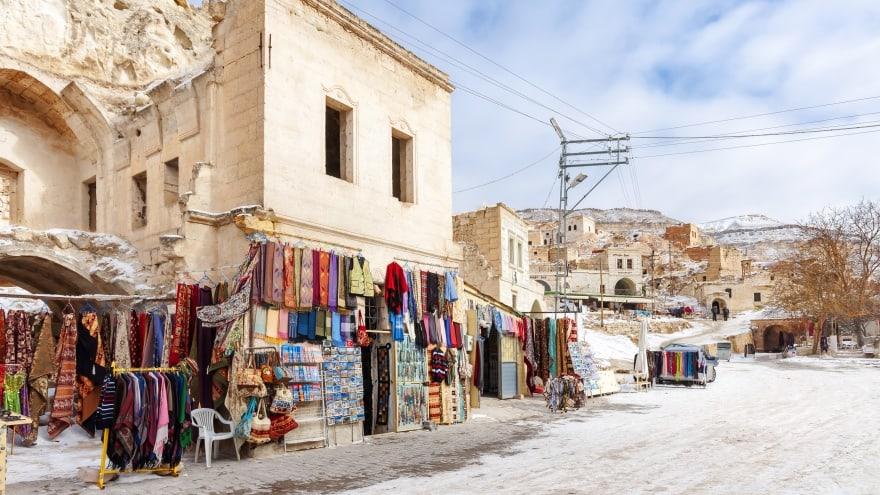 Kapadokya gezilecek yerler ve alışveriş