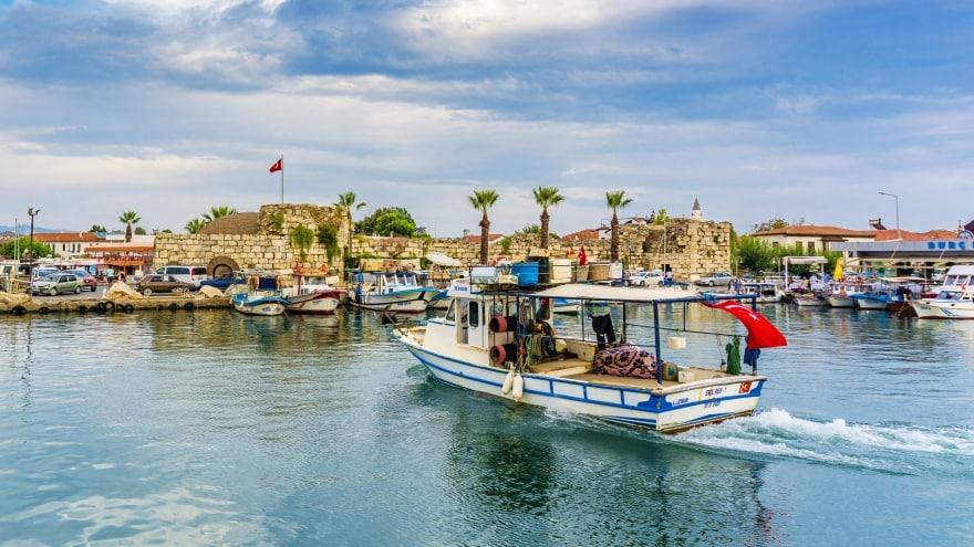 Seferihisar İzmir'de görülmesi gereken yerler