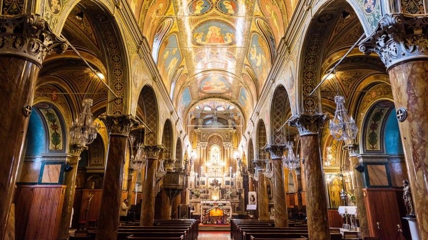 St Polycarp Kilisesi İzmir'de görülmesi gereken yerler