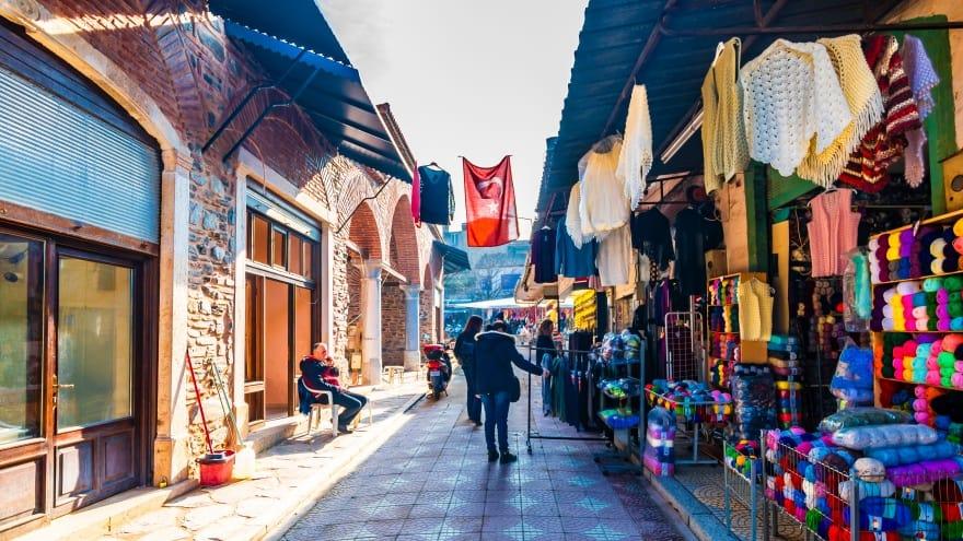 Tire İzmir turu