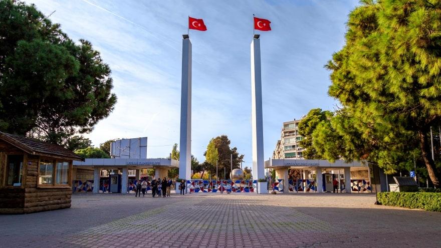 İzmir gezi rehberi Fuar Kültürpark