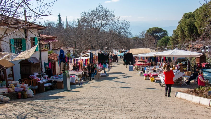 Ödemiş İzmir gezilecek yerler