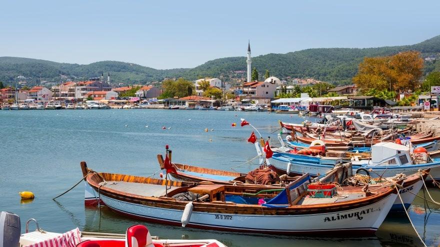 Urla İzmir'de nereler gezilmeli?