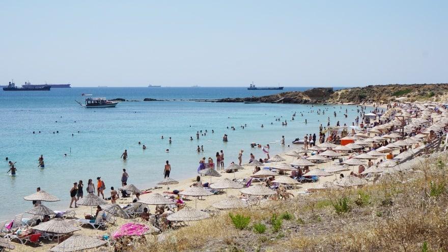 Ayazma Plajı Bozcaada gezi rehberi