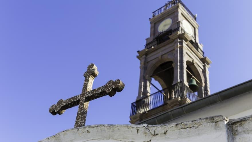 Bozcaada gezisi Meryem Ana Kilisesi