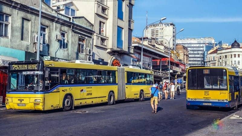Balkanlar'da vizesiz gezilecek yerler ulaşım araçları