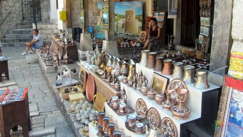 Balkan Turu vizesiz alışveriş tavsiyes