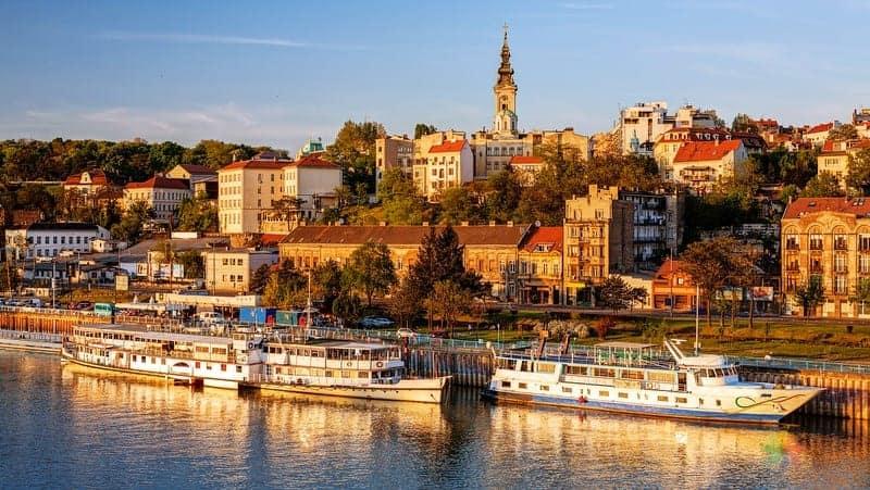 Vizesiz Balkan Turu Sırbistan Belgrad gezisi