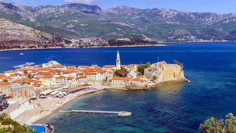 Balkan Turu vizesiz karadağ budva