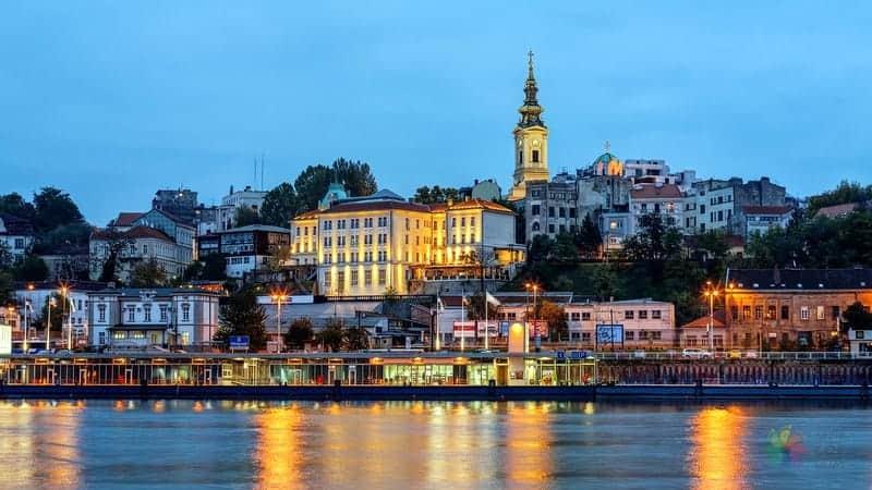Balkanlar seyahati boyunca konaklama yapılacak yerler