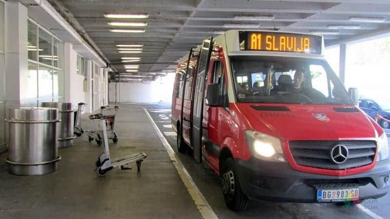 Vizesiz Balkan Turu otel havaalanı transferi