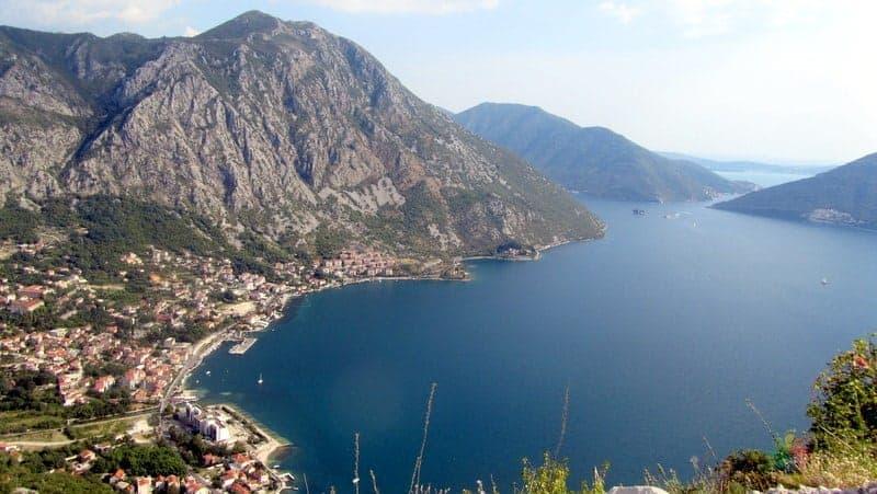 Balkan Turları boyunca ülke geçişleri