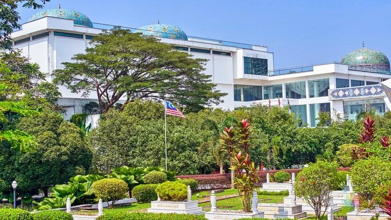 Islamic Art Museum Kuala Lumpur gezilecek yerler