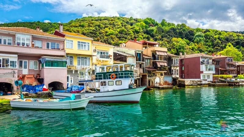 Anadolu Kavağı istanbul gezilecek yerler