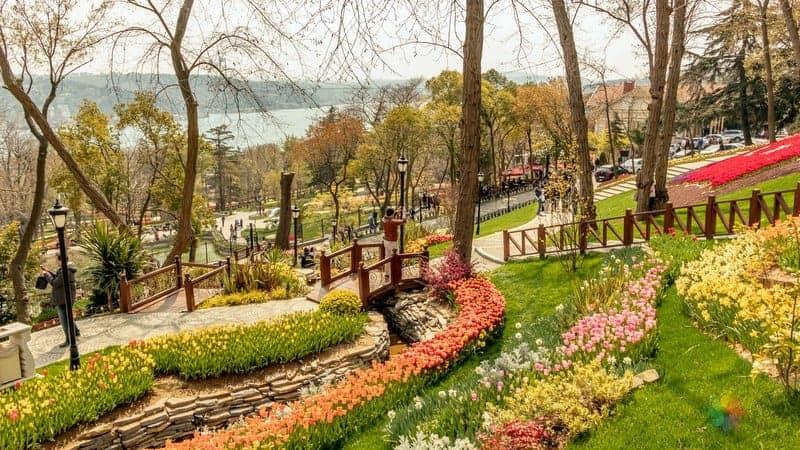 Emirgan Korusu istanbul'da nereler gezilmeli