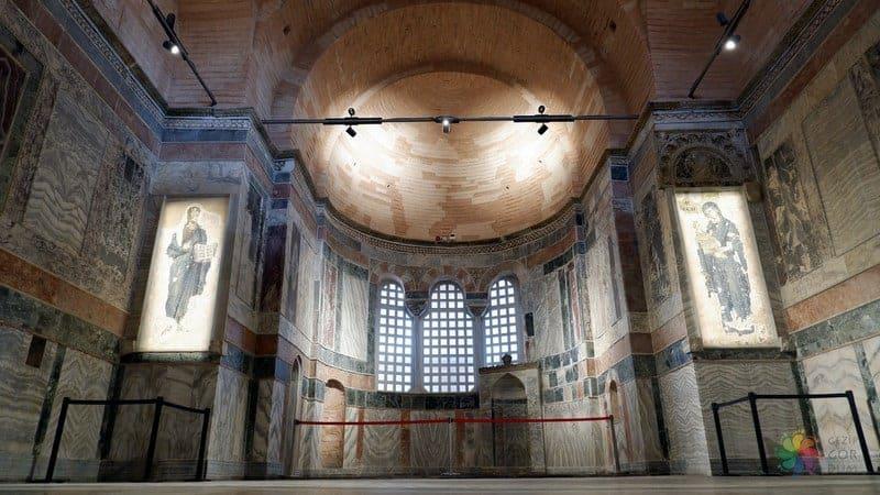 Kariye Müzesi istanbul gezisi