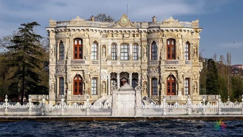 Küçüksu Kasrı istanbul gezisi