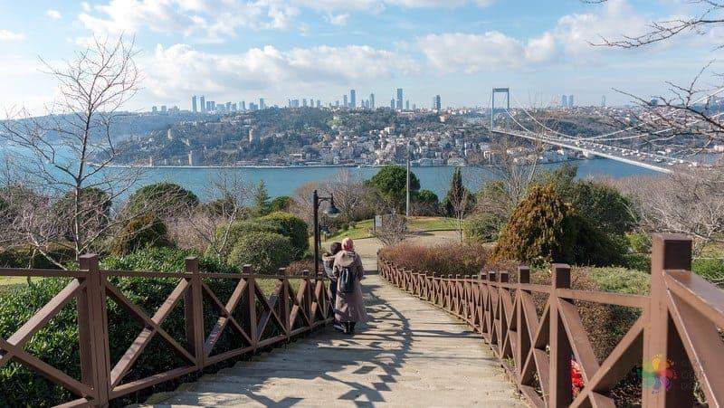 Otağtepe Parkı Fatih Korusu istanbul gezi notları