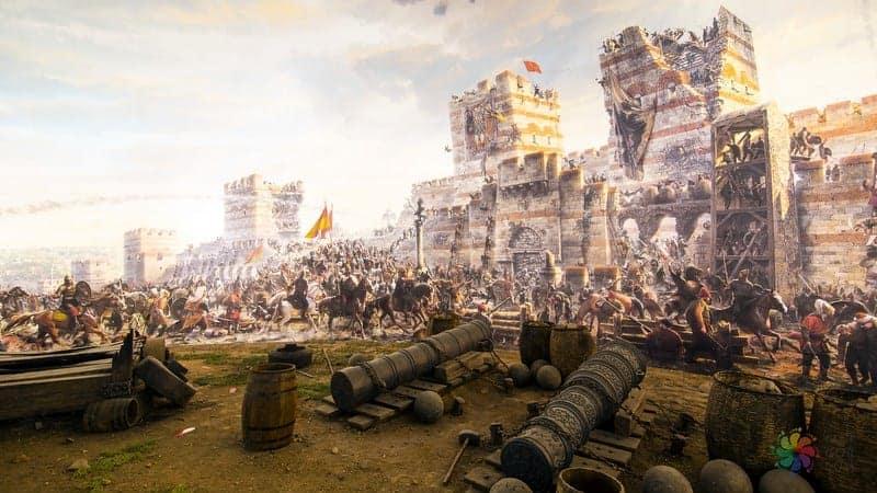 Panorama 1453 Tarih Müzesi istanbul gezi notları