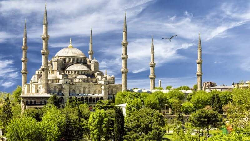 Sultanahmet Camii istanbul gezi rehberi