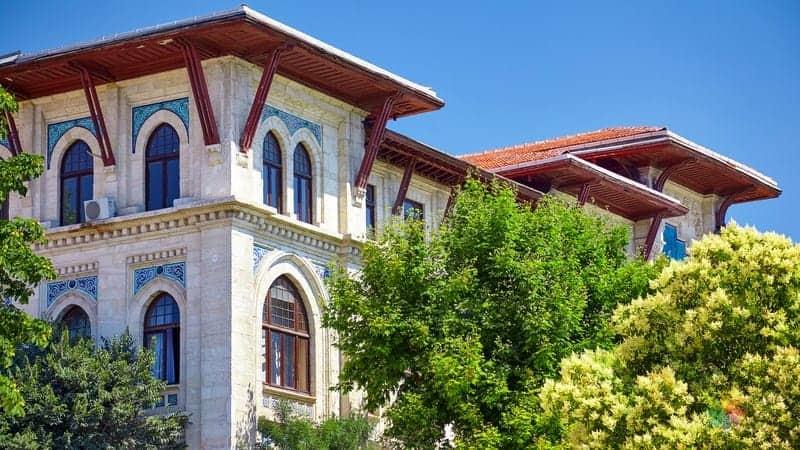 Turk ve islam Eserleri Müzesi İstanbul'da gezilecek yerler