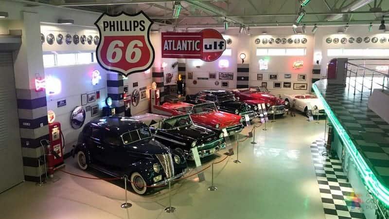 Ural Ataman Klasik Otomobil Müzesi İstanbul'da gezilecek yerler