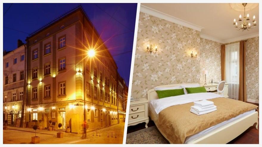 Lviv otel tavsiyesi Vintage Boutique Hotel