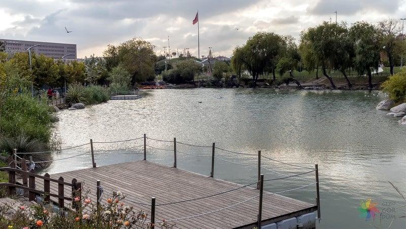 bakırköy botanik parkı istanbul'da gezip görülecek yerler