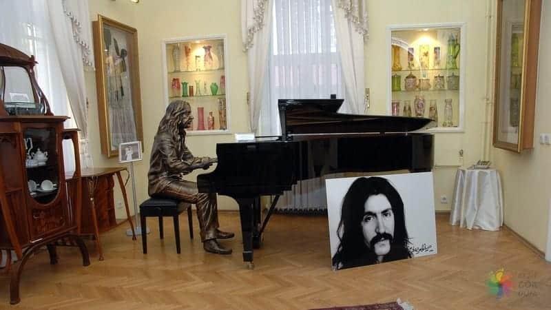 Barış Manço Evi Müzesi istanbul'da gezip görülecek yerler